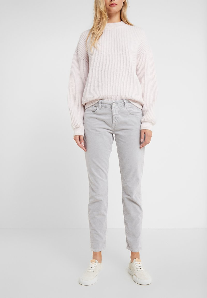 CLOSED - BAKER - Trousers - platinum