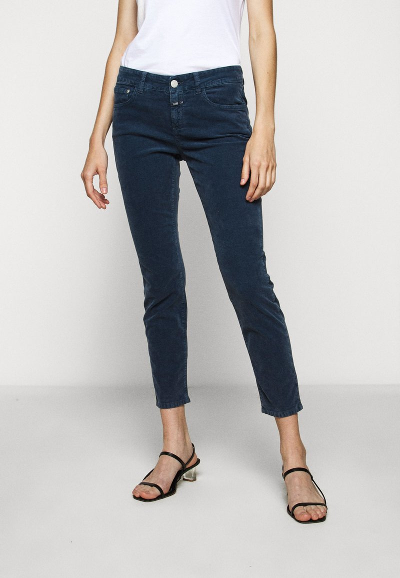 CLOSED - BAKER - Trousers - archive blue