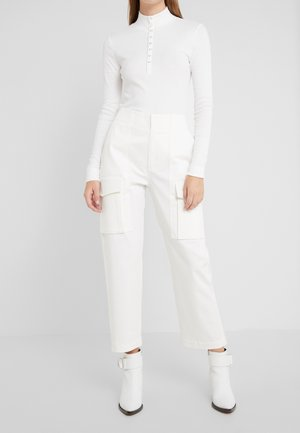 CLEA - Trousers - ivory