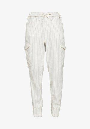 JADE - Pantalon classique - white