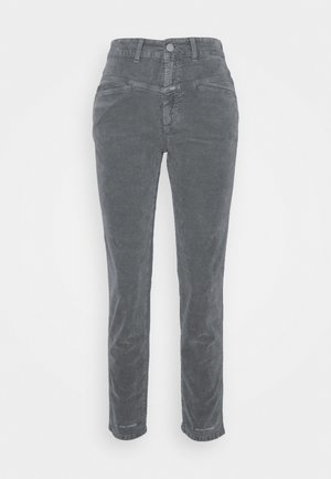 PEDAL PUSHER - Pantaloni - grey stone