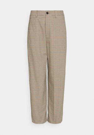 LUDWIG - Pantaloni - strong coral
