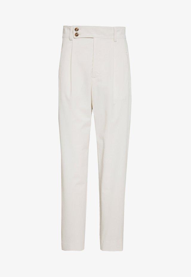 LIV - Pantaloni - linen white