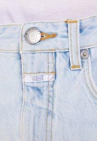CLOSED - EMMETT - Pouzdrová sukně - light blue - 5