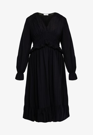 OXANA - Day dress - black
