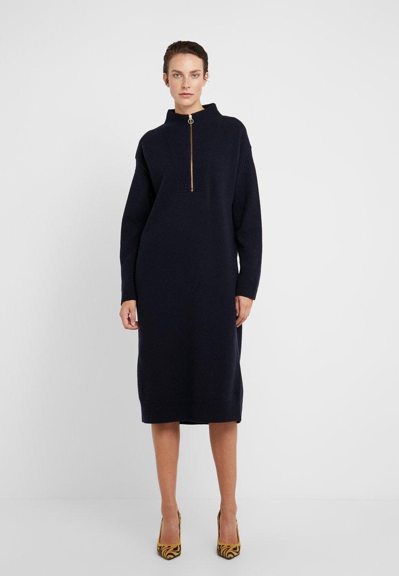 CLOSED - Jumper dress - dark night