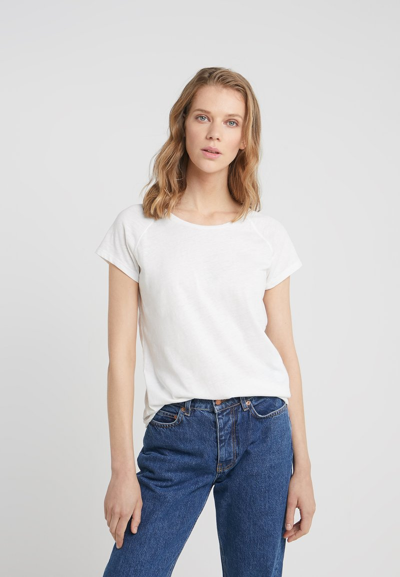 CLOSED - VINTAGE - T-shirt basic - blanched almond