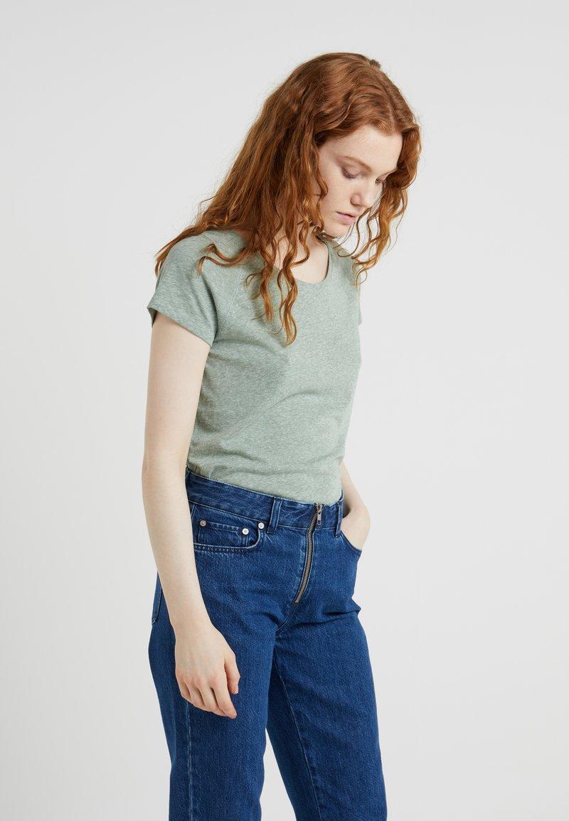 CLOSED - VINTAGE - Basic T-shirt - grass green