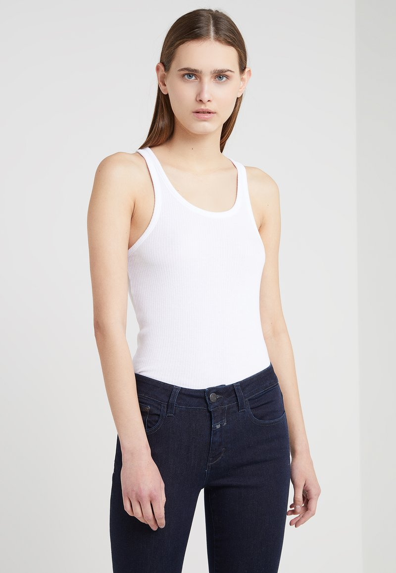 CLOSED - Top - white