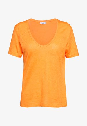 WOMEN - Basic T-shirt - mango