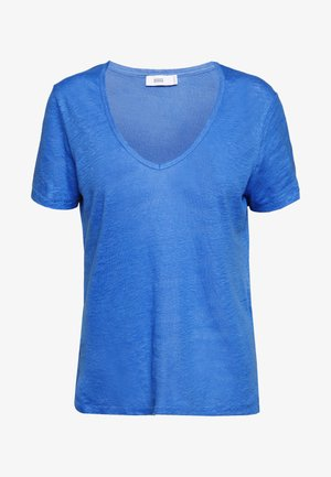 WOMEN - T-shirts basic - bluebird