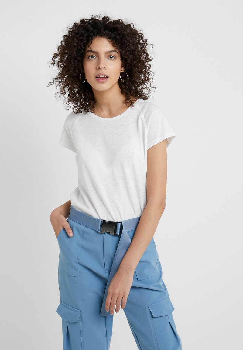 CLOSED - T-shirts basic - ivory