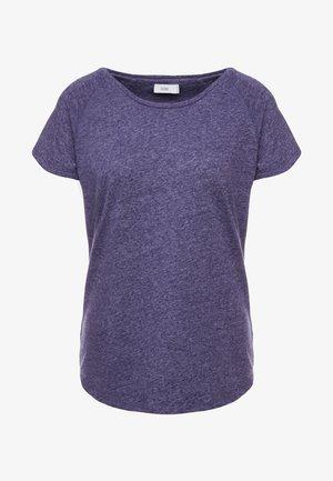 T-shirt basic - japanese blue