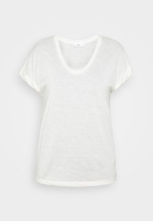 WOMEN´S - T-shirt basic - white