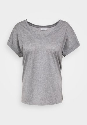 WOMEN´S - T-shirts - grey heather melange