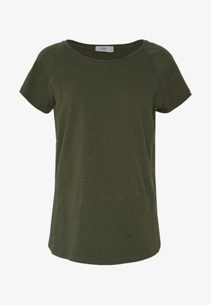 T-Shirt basic - shadow green
