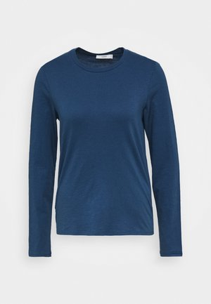 WOMEN´S - Langærmede T-shirts - archive blue