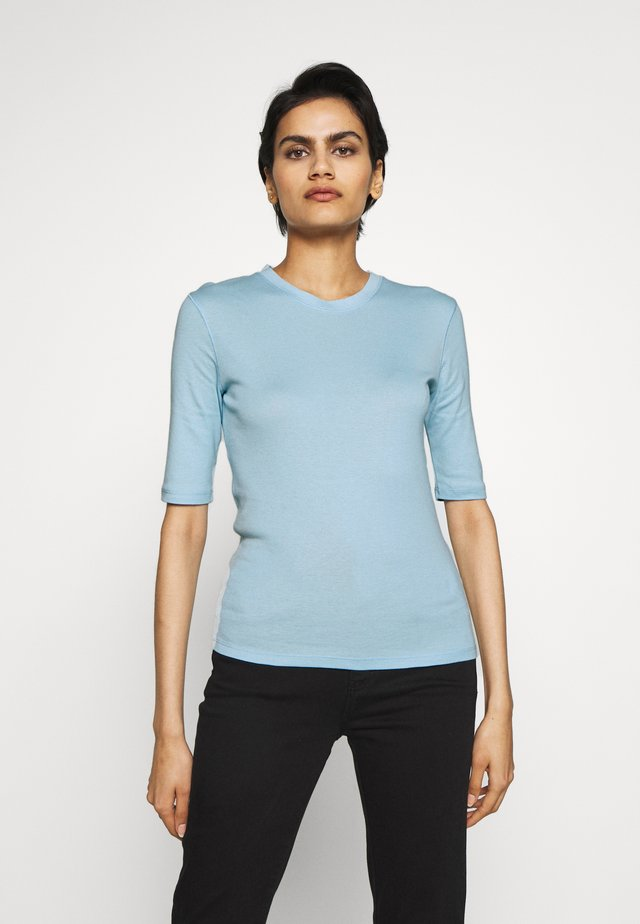 T-shirt basic - porcelaine