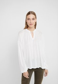 CLOSED - WOMEN´S  - Long sleeved top - ivory - 0