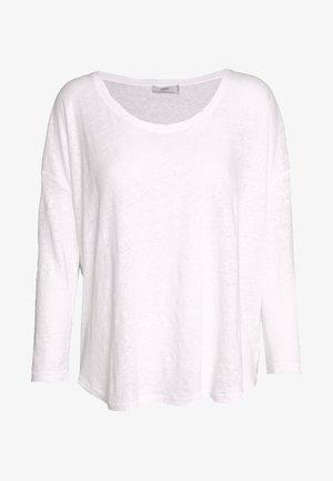 WOMEN´S - T-shirt à manches longues - ivory