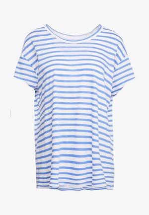 Print T-shirt - bluebird