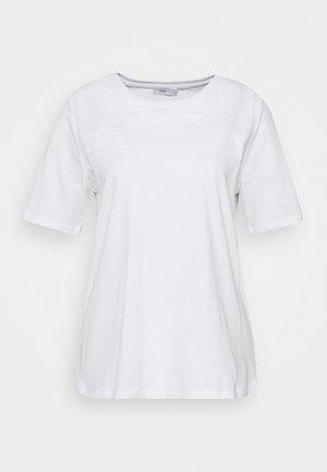 WOMEN - Print T-shirt - white