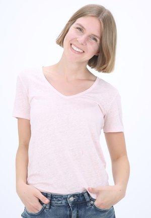 Basic T-shirt - camellia