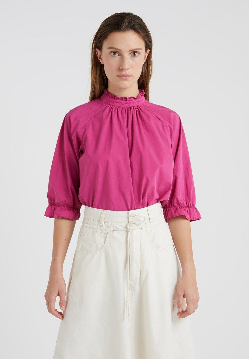 CLOSED - BLOSSOM - Bluse - magenta