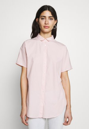 SENNA - Button-down blouse - soft pink