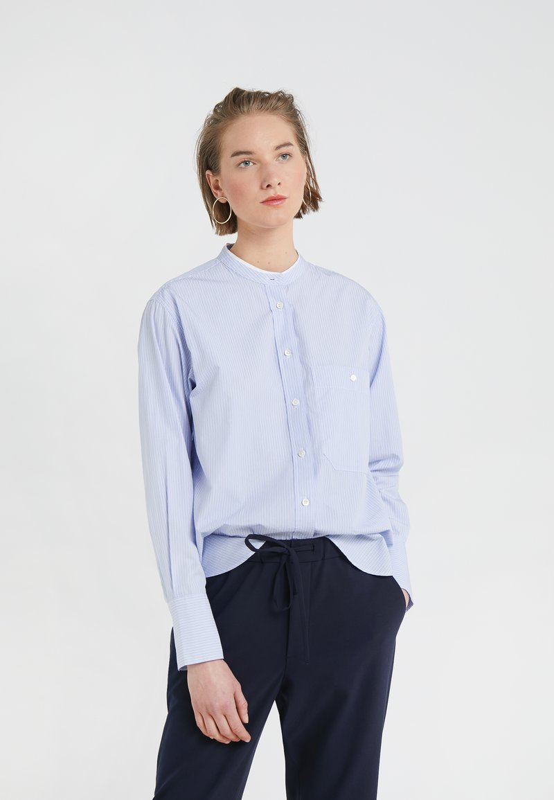 CLOSED - ROWAN - Camisa - blue