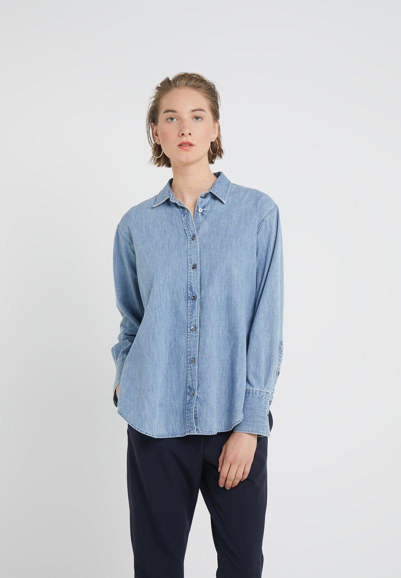 CLOSED - SANDRA - Košile - light blue