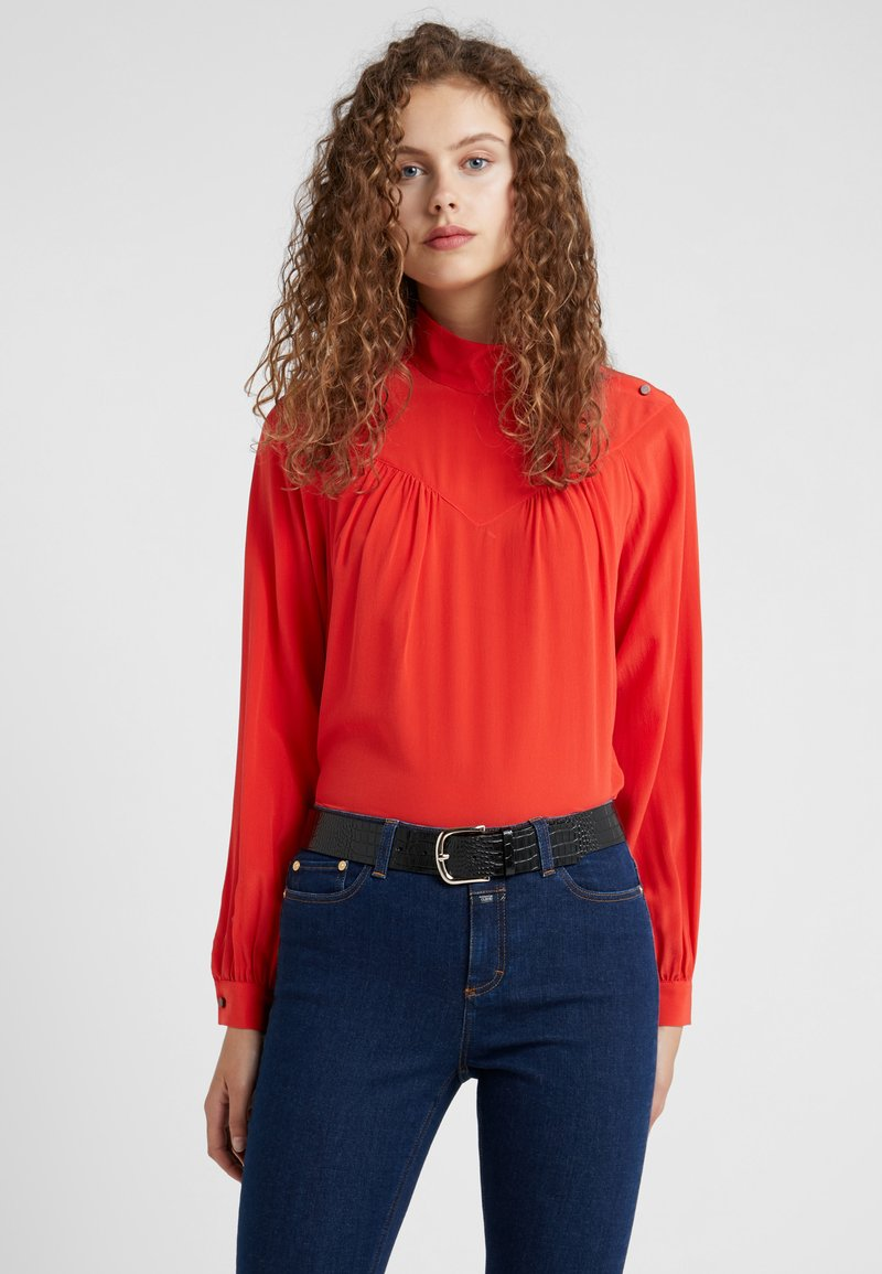CLOSED - DANNI - Bluse - scarlet red