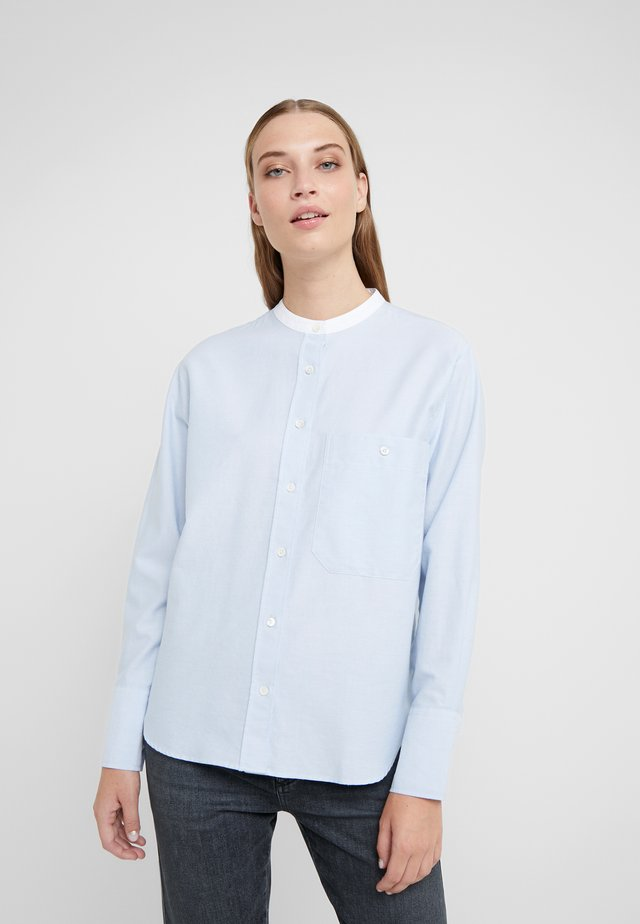 ROWAN - Button-down blouse - porcelaine
