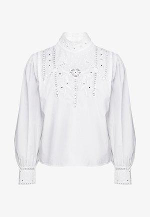 LIAM - Skjortebluser - white