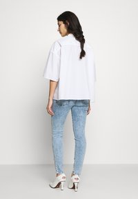 CLOSED - TULIP - Button-down blouse - white - 2