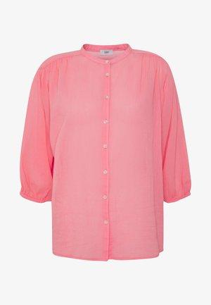 CHERRY - Button-down blouse - camellia