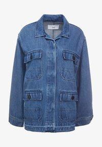 CLOSED - DEAR - Veste en jean - mid blue - 3