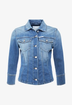 ARELI - Džínová bunda - mid blue