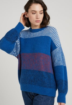 SPECIAL CREW - Strickpullover - electric blue