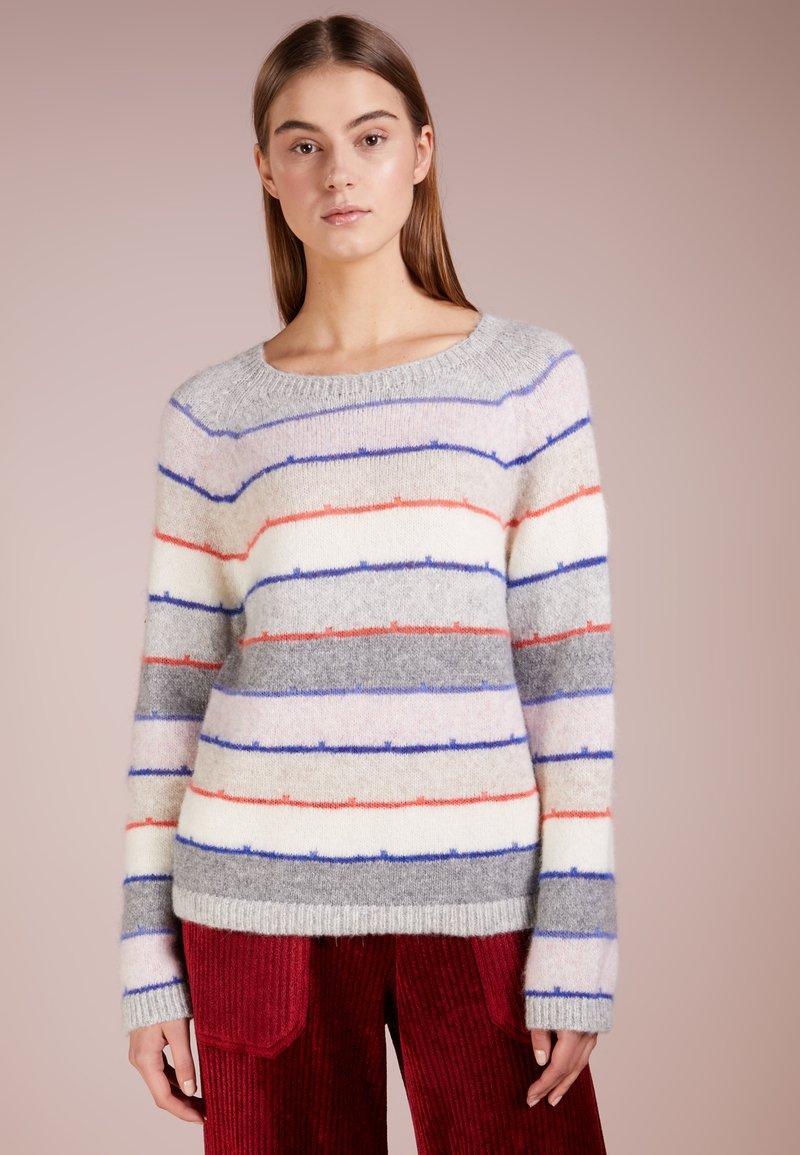CLOSED - Strickpullover - multicolor