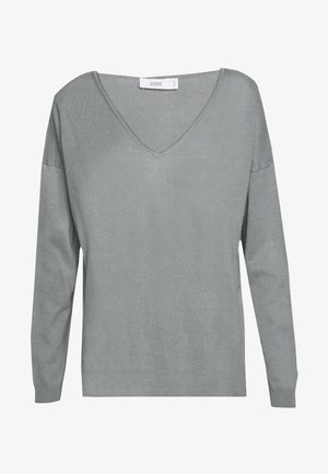 WOMEN´S - Jumper - dusty pine