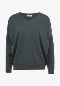 CLOSED - Strikpullover /Striktrøjer - caper green - 4