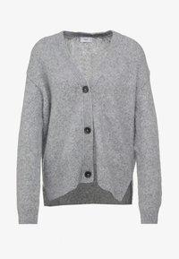 CLOSED - Strickjacke - grey melange - 4