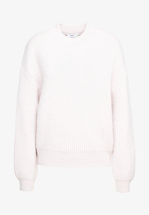 Strikpullover /Striktrøjer - jasmine pink