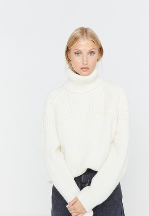 Sweter - ivory