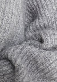 CLOSED - Strickpullover - grey heather melange - 5