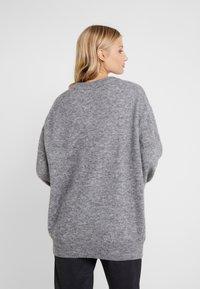 CLOSED - Strickpullover - grey heather melange - 2