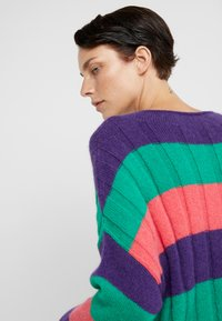 CLOSED - Jumper - multi color - 4