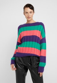 CLOSED - Jumper - multi color - 0