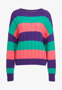 CLOSED - Jumper - multi color - 6